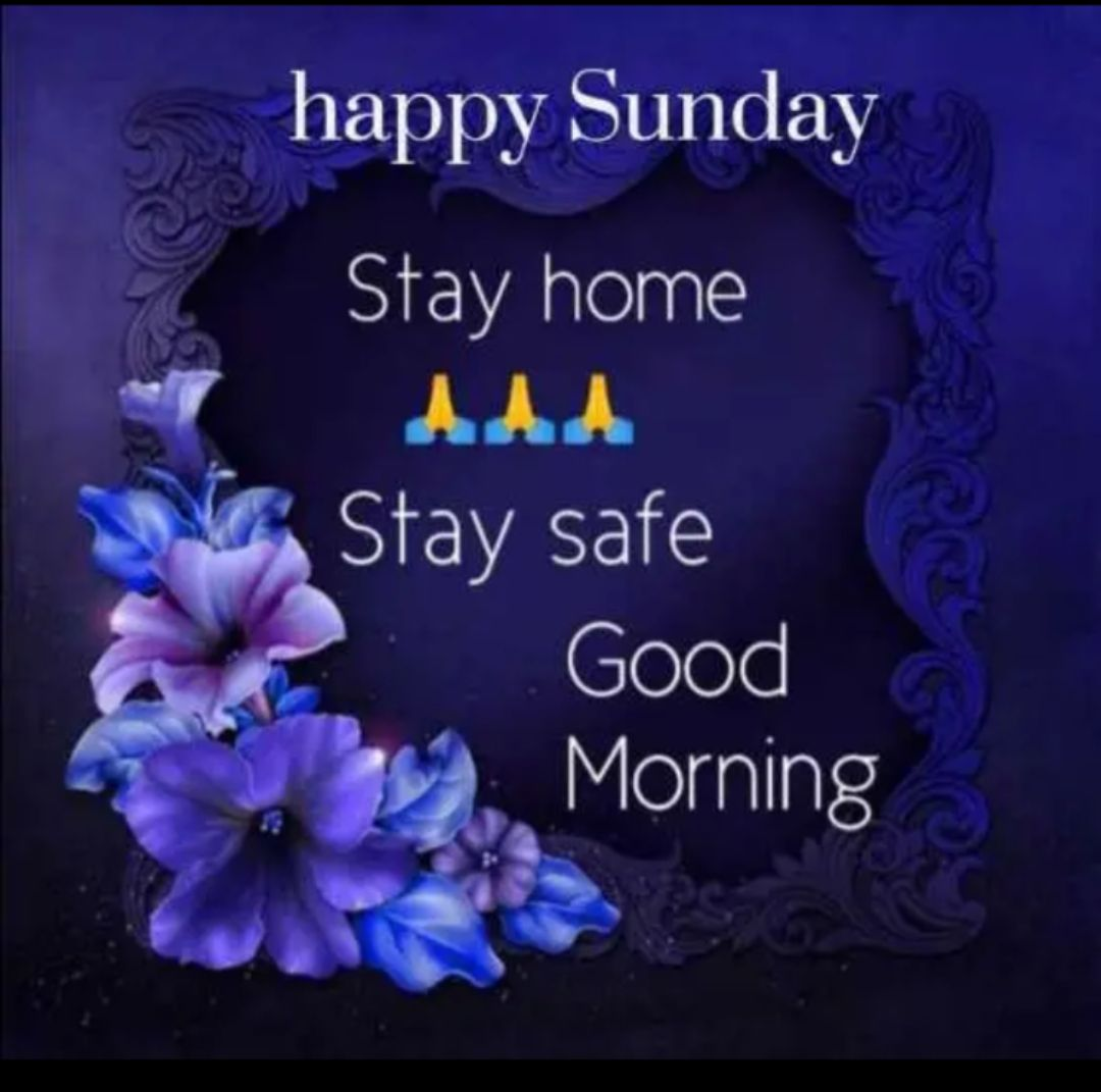 🕉ఆదివారం స్పెషల్ విషెస్ - happy Sunday Stay home LAA Stay safe Good Morning - ShareChat