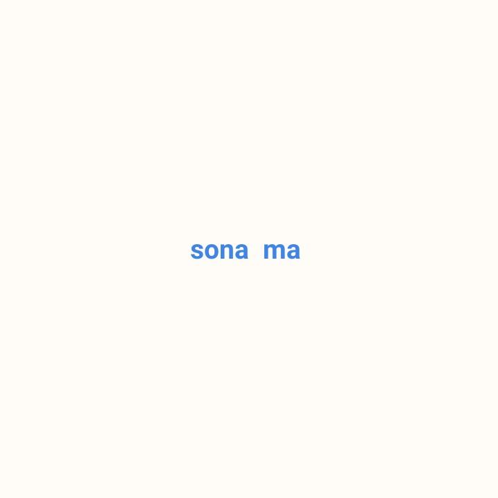 নির্বাচনী ফলাফল - sona ma - ShareChat