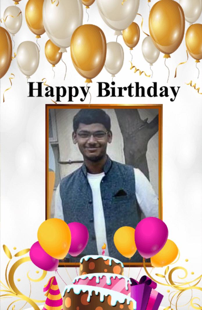 🎂పుట్టిన రోజు - Happy Birthday be - ShareChat