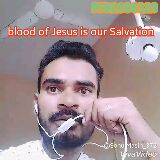 ✝️ ਯਿਸੂ ਮਸੀਹ - blood of Jesus is our Salvation OSONA Masih _ 372 VivaVideo - ShareChat