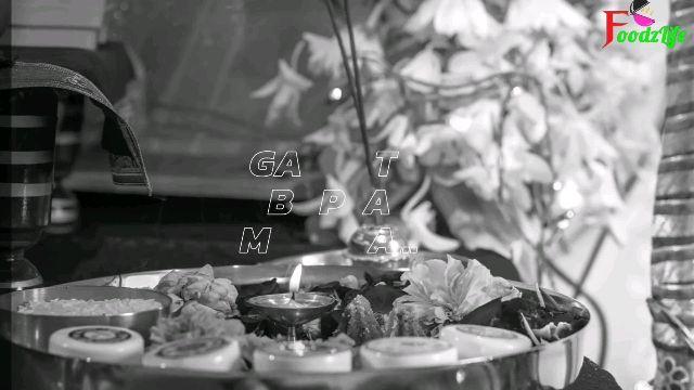 happy ganesh chathurdi - Foodzlife AD ) ga - ShareChat