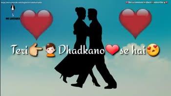 Romantic Love 🎶Song - http / www . youtube . com cgineers bakedadda like commenta shared subscribe MR LOYEKUSH Teri nel Jane www . youtube . com Engineers ba like commenteshare subscribe MR LOVEKUSH Jo tu mera hamdard ca hai - ShareChat