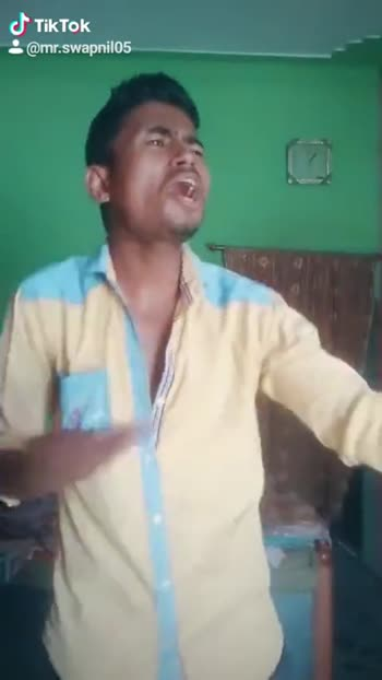 tik tok - @ mr . swapnil05 : @ mr . swapnil05 - ShareChat