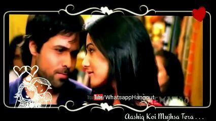 Romantic Love 🎶Song - Tube / Whatsapp Hangout MAR You Tube / WhatsappHangout Meri Jaannnn Bepanahhh . . .  - ShareChat