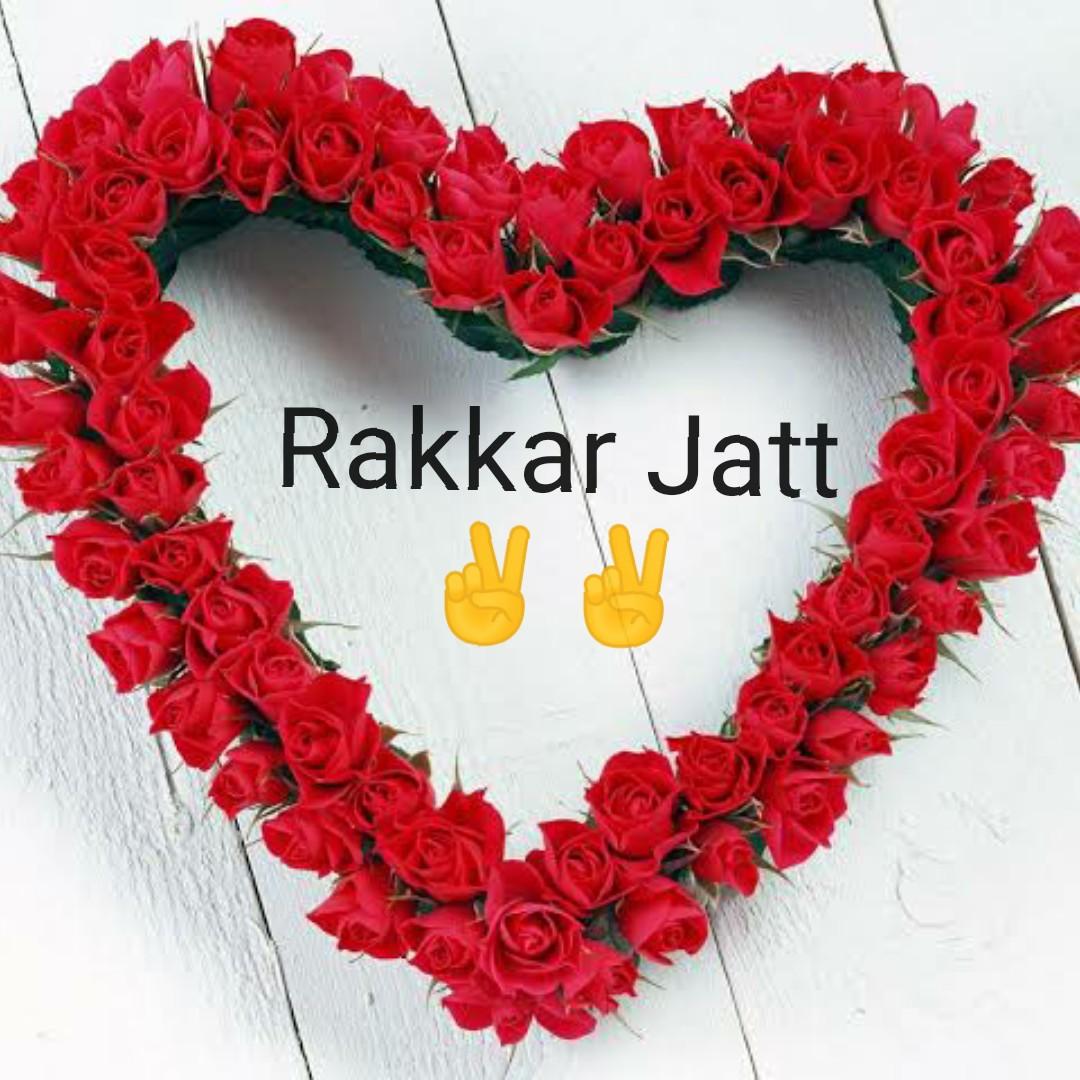 ab  ਅੱਖਰ - Rakkar Jatt - ShareChat