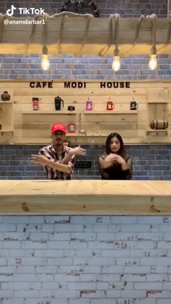 🏍రాజ్ దూత్ - CAFE MODI _ HOUSE Tik Tok @ anamdarbar CAFE MODT HOUSE @ anamdarbar1 - ShareChat