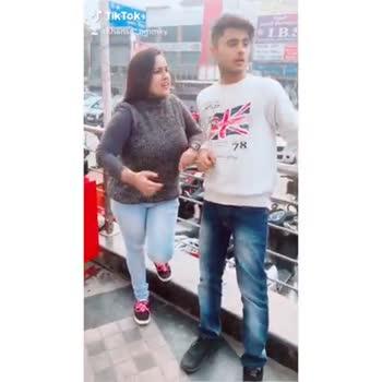 😂funny video😂 - 78 khansa _ ummey Tik Tok nansa _ ummey - ShareChat