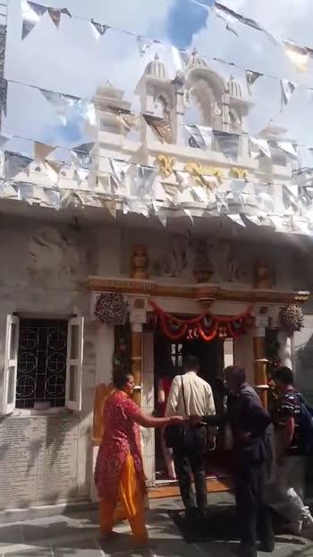 🕍 મંદિરના વિડિઓ 🕍 - ShareChat