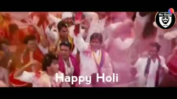 🎶 હોળીનાં ગીતો - Welike Download apju Happy Holi Welike Download appu Harry - ShareChat