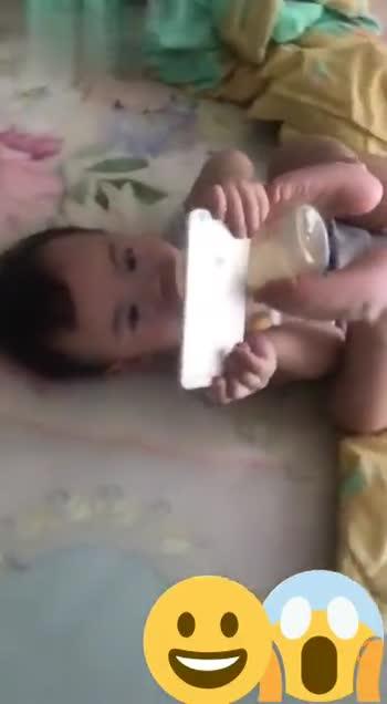 🤣फनी व्हिडीओ - ShareChat