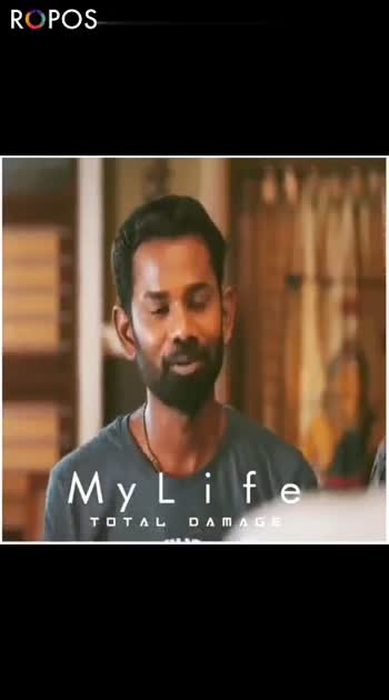 my life - ROPOS OD VIJAY _ MURALL _ VNI My Life TOTAL RAMAGE YR © - VIJAY MURALE VMI 1COUTHWEST Прила My Logo fe TOTAL DAMAGE ROPOSO - ShareChat