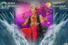 🙏आया बाप्पा मोरया व्हिडीओ - ShareChat
