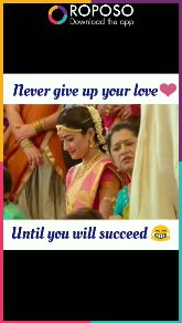 pavan life - ROPOSO Download the app Never give up your love Until you will succeed ROPOSO Download the app Never give up your love Until you will succeed - ShareChat