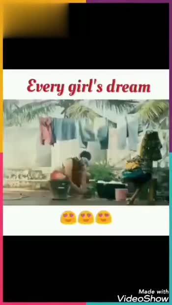 ನನ್ನಪ್ರಕಾರ - Every girl ' s dream Made with VideoShow ShareChat ammu dj5329 I love my ashu @ s . . . heart beats Follow - ShareChat