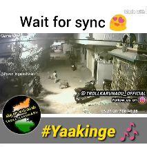 kannada - Made with Wait for sync Cameras @ Pavan _ ingaleshwari + k @ TROLLKARUNADU OFFICIAL Follow us on 05 / 27 / 2017 00 : 40 : 13 ಟೋಲ್ ಕರುನಾಡು TROLL KARUNADU # Yaakinge Made with Wait for sync Camera @ Pavan _ ingaleshwar @ TROLLKARUNADUI OFFICIAL Follow us on o 05 / 27 / 2017 00 : 40 : 36 ಟ್ರೋಲ್ ಕರುನಾಡು TROLL KARUNADU # Yaakinge - ShareChat