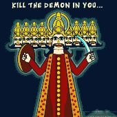 સંસ્કાર - KILL THE DEMON IN YOU . . . - ShareChat