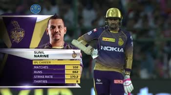 KKR vs RR - OR ८८८ AIPUR STHAN ROYALS KKR 54 - 0 - 5 . 1 BOWLING CEAT STRATEGIC TIMEOUT AVAILABLE BETWEEN OVERS 6 - 9 ROYALS - ShareChat