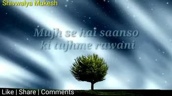 🌎international earth day 🌎 - Shivwalya Mukesh Main na raha toh rahega na paani Like Share | Comments Shivwalya Mukesh Na kaato mujhe dukh Like Share | Comments - ShareChat