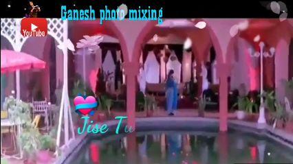 😔😔sad song 😔😔 - danesh photo mixing YouTube weh kaun si Ada Hai dise Tu Karega - ShareChat