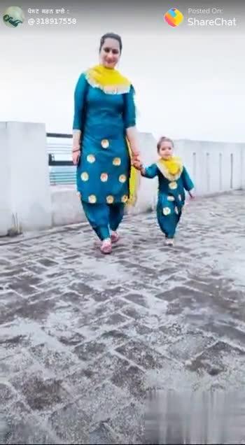 ਧੀ ਦੀ ਵਿਦਾਈ - ShareChat