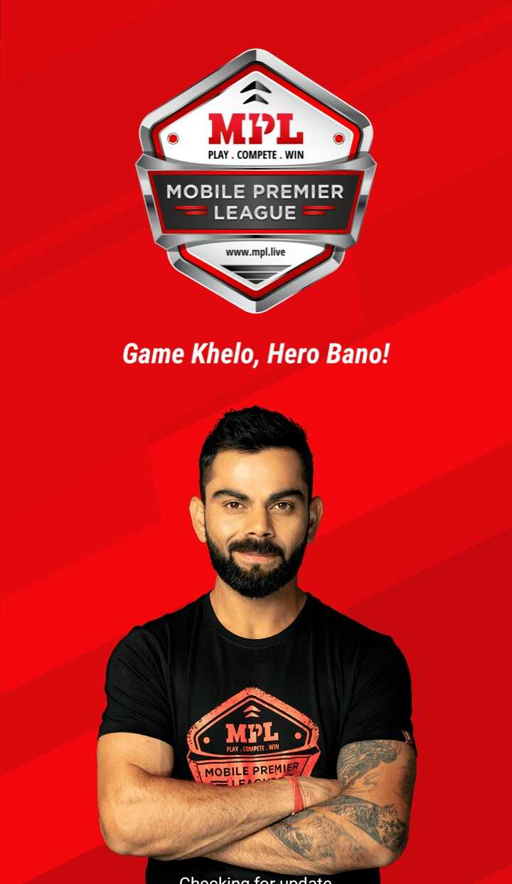 10Years Challenge - MPL PLAY . COMPETE . WIN MOBILE PREMIER LEAGUE www . mpl . live Game Khelo , Hero Bano ! ( MILY PLAY . COMPETE , WIN MOBILE PREMIER Chooking for undato - ShareChat