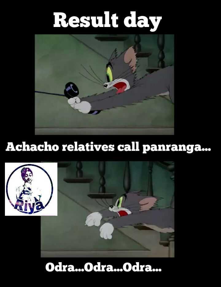 10th result - Result day Achacho relatives call panranga . . . Odra . . . Odra . . . Odra . . . - ShareChat
