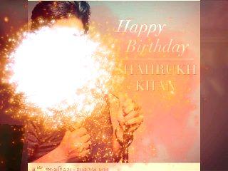 🎂 જન્મદિવસ - શાહરુખ ખાન - ShareChat