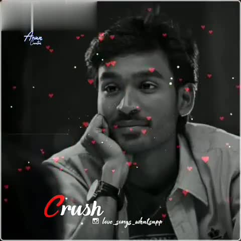 😉 காதல் ஸ்டேட்டஸ் - Download from Tirur Crush love _ sourgs _ whatsapp Download from Crush O love songs _ whatsapp - ShareChat