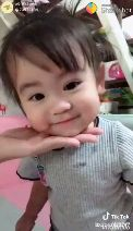 cute baby - ఆఫ్ చేసినవారు : @ 73572134 do Shareclat Tik Tok ID : 2262272297 పోస్ట్ చేసినవారు : @ 73572134 Posted On : ShareChat Tik Tok ID : 7762937793 - ShareChat