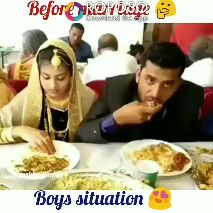 wife and husbend relation - Beforeniotos g . Download the app kra famous Boys situation - ShareChat