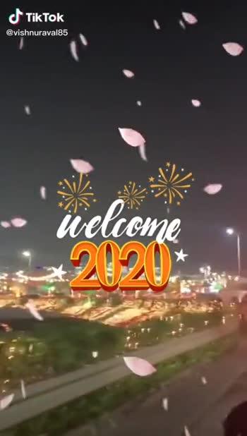 🎉 हैप्पी न्यू ईयर 2020 - ShareChat