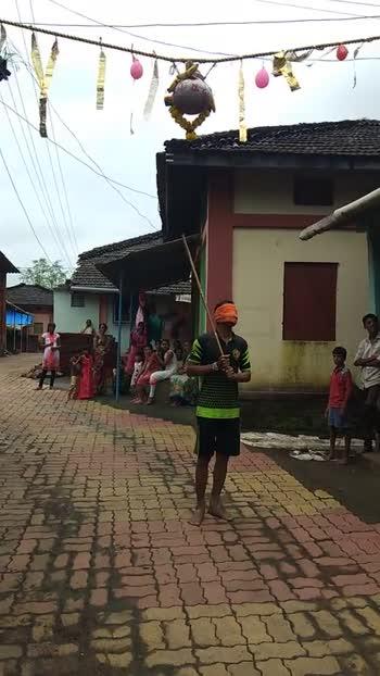 ✨माझे दहीहंडी व्हिडीओ - ShareChat