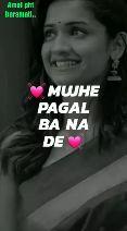 love whatsapp status 💝 - Amol pht baramati . . - ShareChat