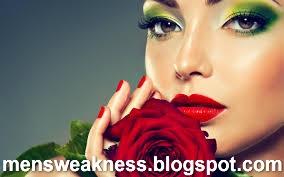💄 मेकअप टिप्स - mensweakness . blogspot . com - ShareChat