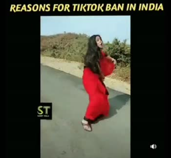🚫TikTok ಬ್ಯಾನ್ - REASONS FOR TIKTOR BAN IN INDIA ST REASONS FOR TIKTOK BAN IN INDIA - ShareChat