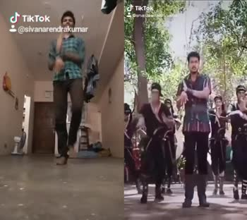 dance - : @ sivanarendrakumar IoTikTok : @ sivane rendrakusgaras - ShareChat