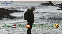 sad status - YouTube channel Anees Murtaza Abbasi Made with KINEMASTER kpne 3 Merins Mau Deguir - ShareChat