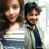 Jagesh comedy - @ priyajachar musically Made VivaVideo - ShareChat