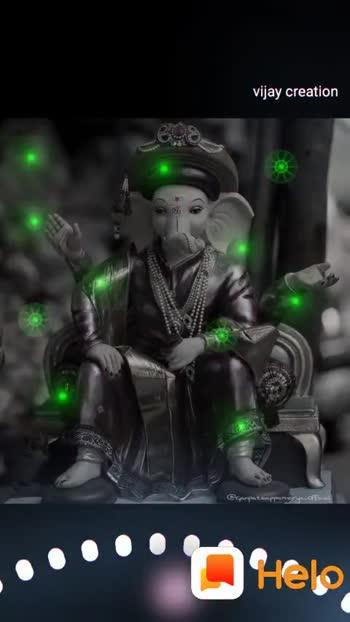 😍 ગણેશજી શેરચેટ ફિલ્ટર વિડિઓ - ShareChat