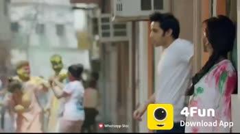 🎉🎁రంగుల హోలీ - 4Fun Download App Whasapp so 4Fun Download App Whatsapp Status Video - ShareChat