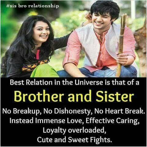 Brothers Sisters Relationship Image Priya