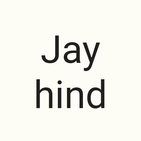 jai hind - Jay hind - ShareChat