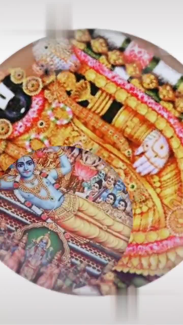 🕍 திருப்பதி பாலாஜி - @ raghava _ raju @ raghava _ raju - ShareChat