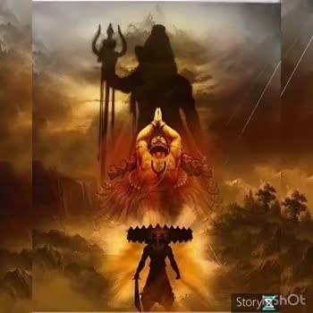 om namah shivaaya - ShareChat