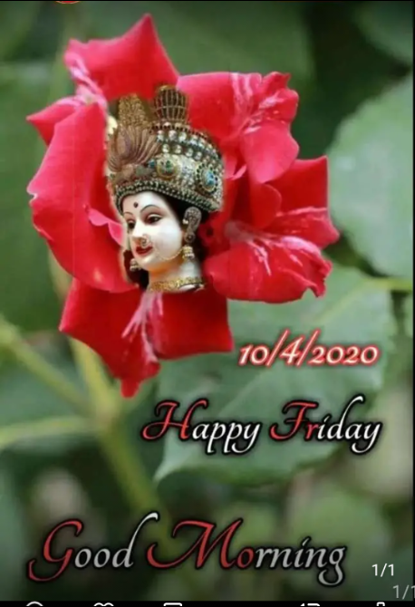 ➕गुड फ्राइडे - 10 / 4 / 2020 Happy Friday Good Morning 1 / 1 - ShareChat
