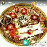 रक्षाबंधन व्हिडीओ स्टेटस - पोस्ट करने वाले : @ shanaya 713 Posted On ShareChat India Download the HDR - ShareChat