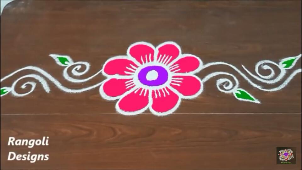 bhai beej - Rangoli Designs CE - ShareChat