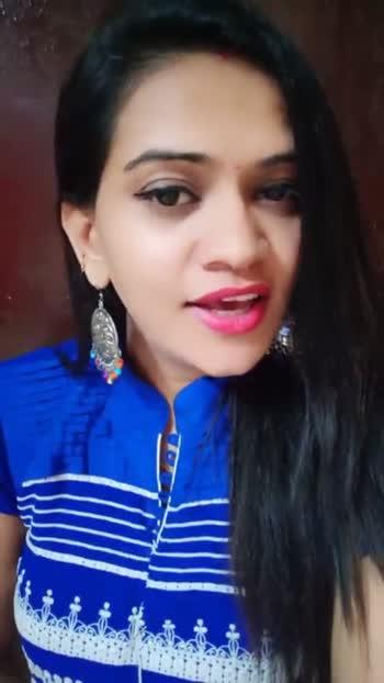 📻 મારાં અવાજમાં ગીતનો વિડિઓ - ShareChat