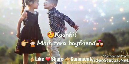raj - Kyunki Main tera boyfriende d Like Shore C Dównloádéd From emmenvideoStatuslet - ShareChat