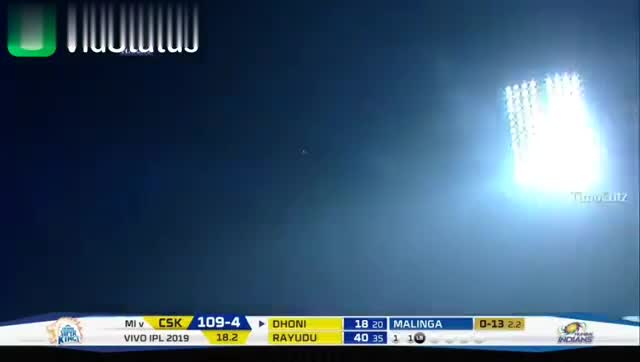 🏏அடுத்த IPL-ல் தோனி - Download from SK 115 - 4 18 DHONI RAYUDU 24 2 MALINGA 40 35 1 100 Download from CHE TimoCutz IPLD 20 . COM SIX DISTANCE 92 METRES - ShareChat
